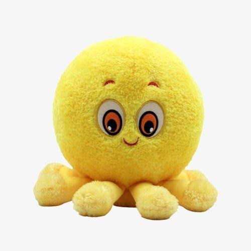 Plush octopus toys