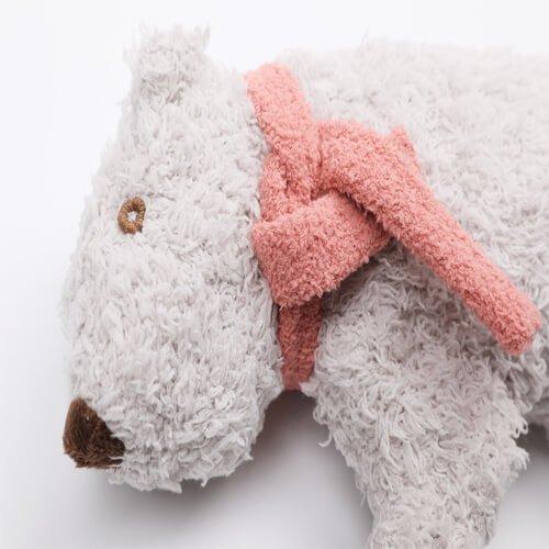 Plush bear handbags