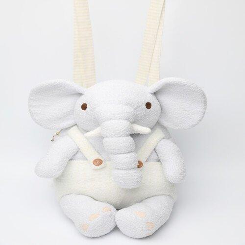 plush elephant bags