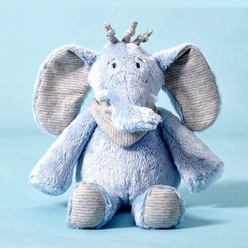 stuffed elephant animals