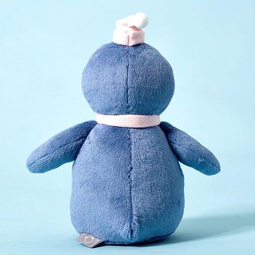 Plush penguin toys